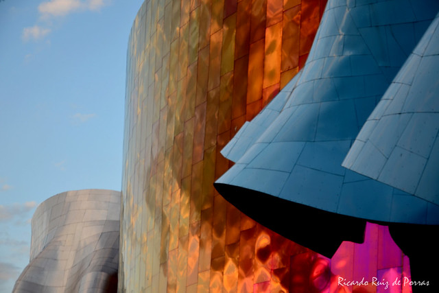 The EMP Museum (formerly Known As Experience Music Project And Science  Fiction Museum And Hall Of Fame Or EMP SFM) Is A Museum Dedicated To The  History ...