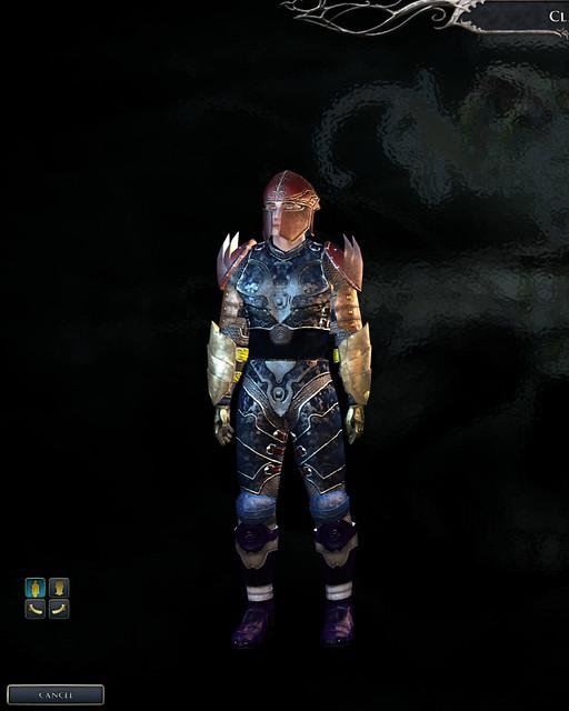 m Rainbow Armor 1