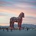 Burning Man 2011 - Trojan Horse by extramatic