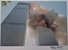 9/11, by Bolivar Arrallano