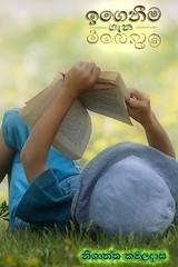 A book on Learning about Learning - ඉගෙනීම ගැන ඉගෙනීම