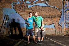 Living Walls (The Elk) - Albany, NY - 2011, Sep - 07.jpg by sebastien.barre