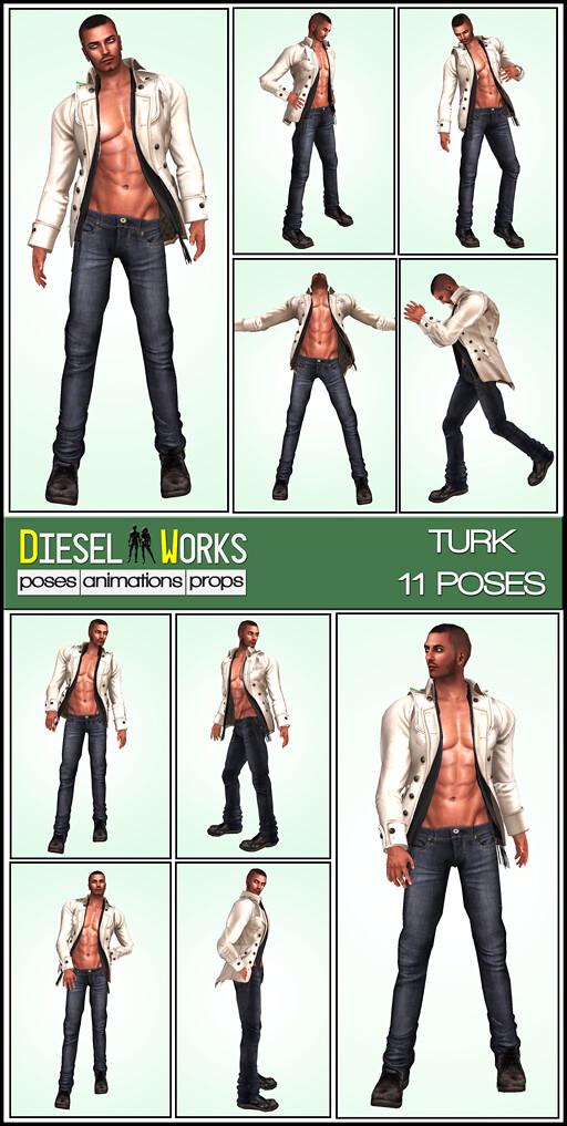Diesel Works - Turk