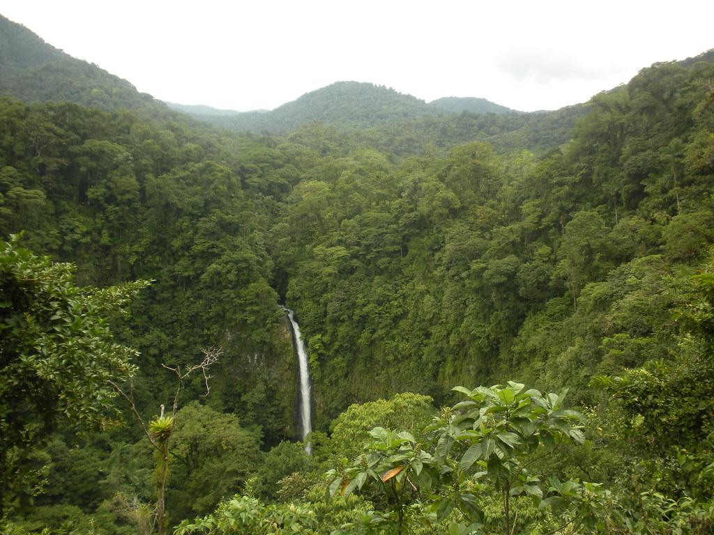 Cascada de la Fortuna