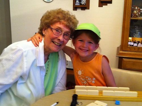 Grandma and Ruby
