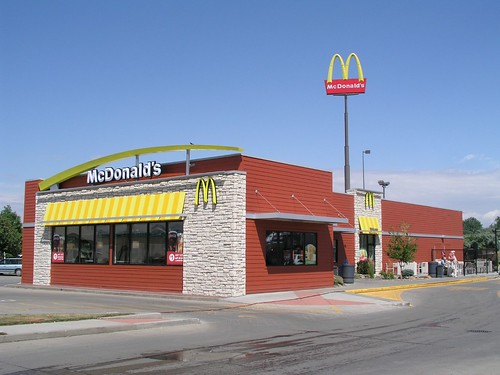McDonald's Restaurant, Miles City