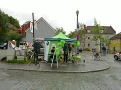 Trondheim Venstres valgkampåpning på Bakklandet