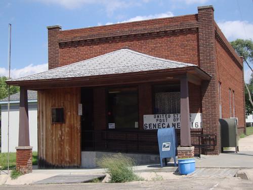 Post Office 69161 (Seneca, Nebraska)
