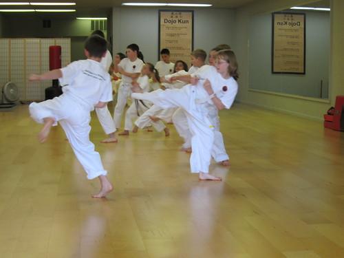 Nick, karate IMG_7609