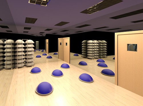 Sala aerobic