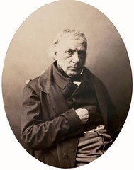 Victor Cousin, c.late 1850s, by Gustave Le Gray