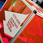 Voting Box Newton First Book Award |