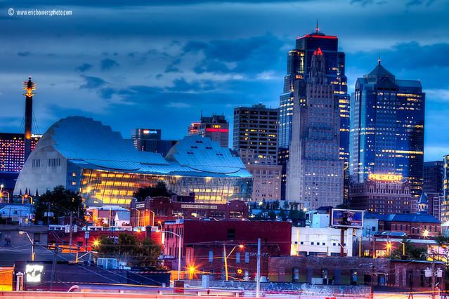 Kansas City Skyline Flickr Photo Sharing