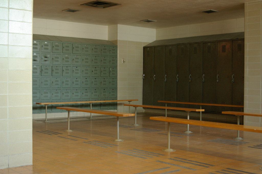 Locker Room 1962