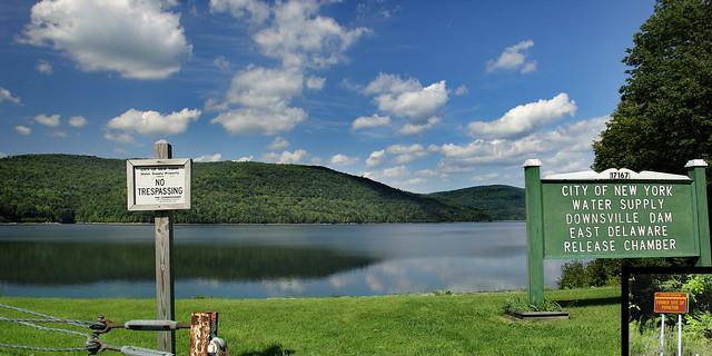 Pepacton Reservoir, NY