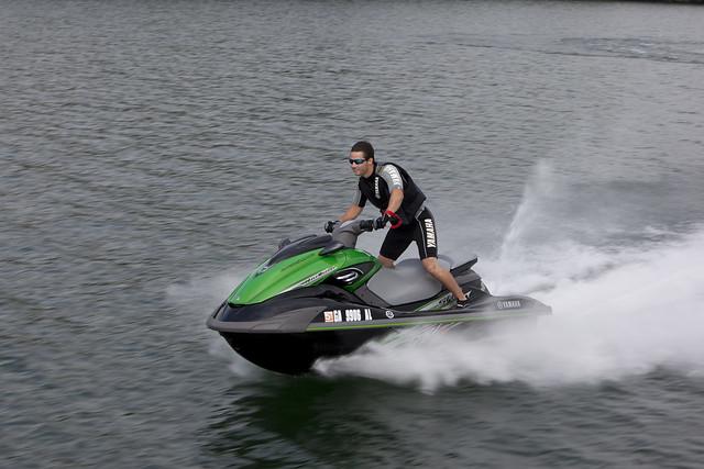 Yamaha Waverunner Top Speed