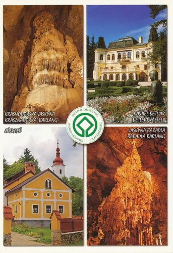 Caves of Aggtelek Karst and Slovak Karst