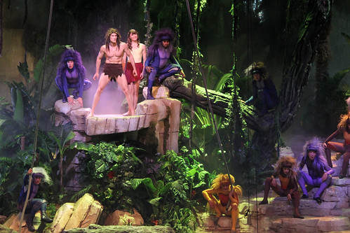 The Tarzan Encounter