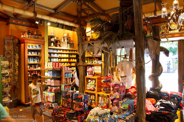 HKDL July 2011 - Professor Porter's Trading Post