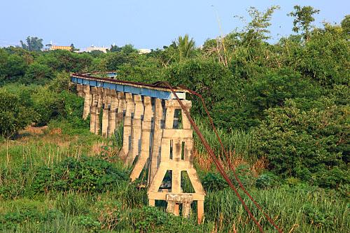 2P43台糖北港溪鐵橋-復興鐵橋