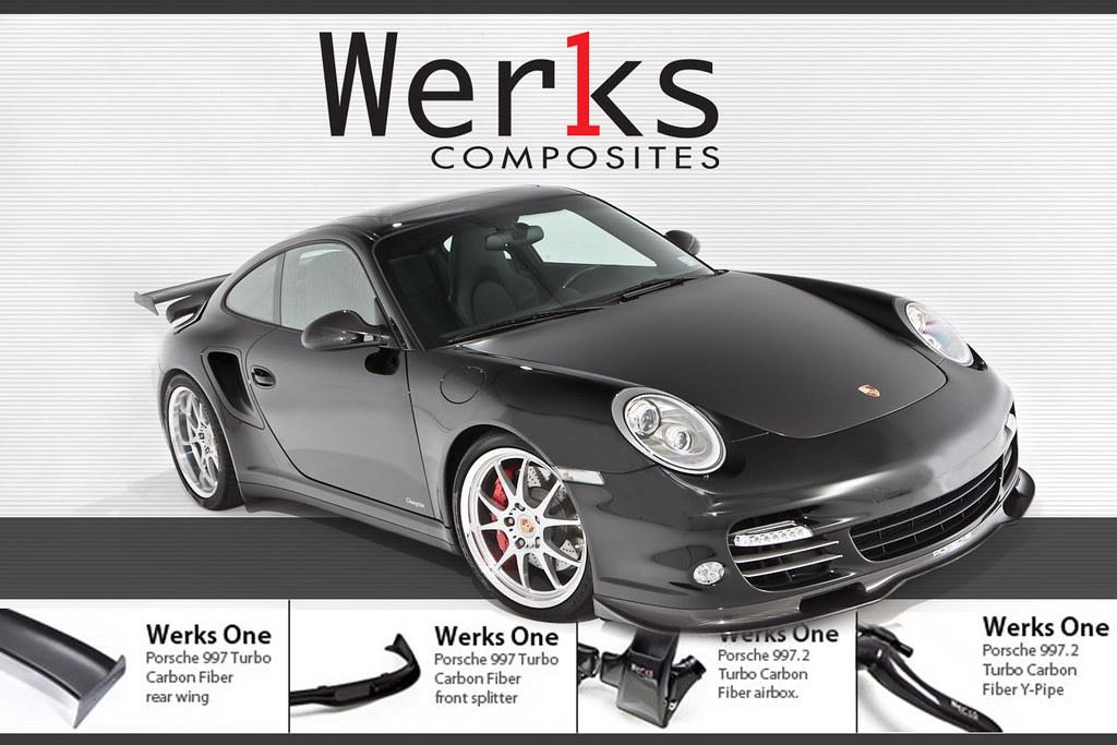 2011 Porsche Turbo Gets The Werks Champion Motorsport