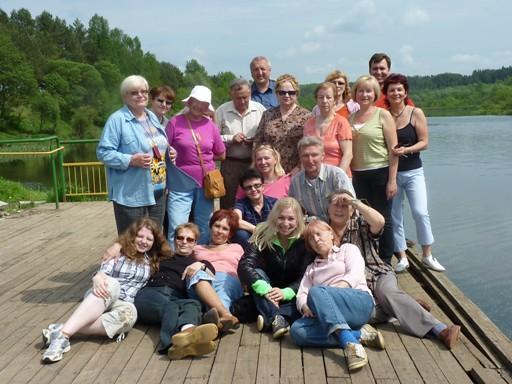 Пікнік на Аўгустоўскім канале