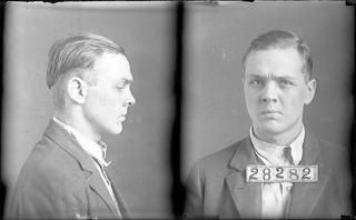 McClellan, Dave. Inmate #28282 (MSA)