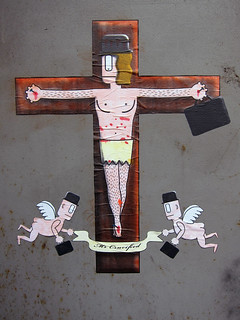 Mr Crucified