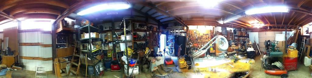 Garage Pano