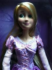 Rapunzel [front view]