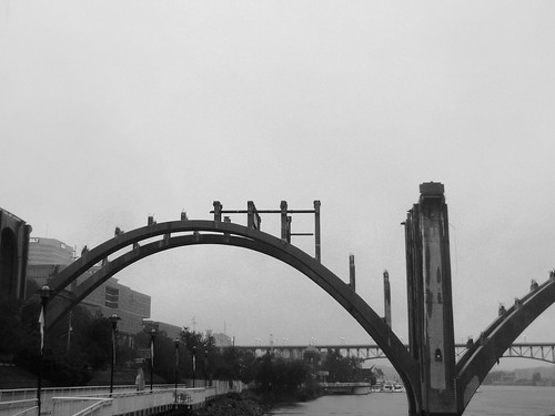 Social Media Strategy is sometimes like building a bridge. Photo via CC License of Joelk75 on Flickr