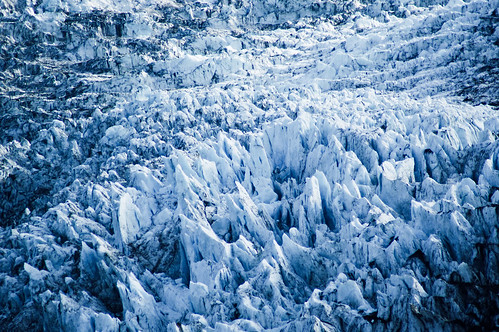 Icefall shards
