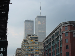 World Trade Center. 9/10/2001
