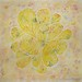 Chinese No Chicken & Sweetcorn Soup food painting for the vegetarian recipes cookbook by Australian artist Fiona Morgan