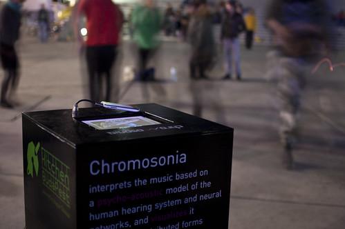 Chromosonia @ AEC