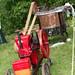 Lessiveuse entraînée par un moteur ©zigazou76