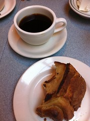 Coffee and babka