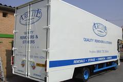 Arclite lorry