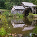 The Iconic Mabry Mill, Meadows of Dan VA