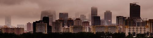 City Skyline: Beijing