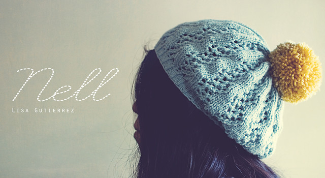 Knitting: Nell
