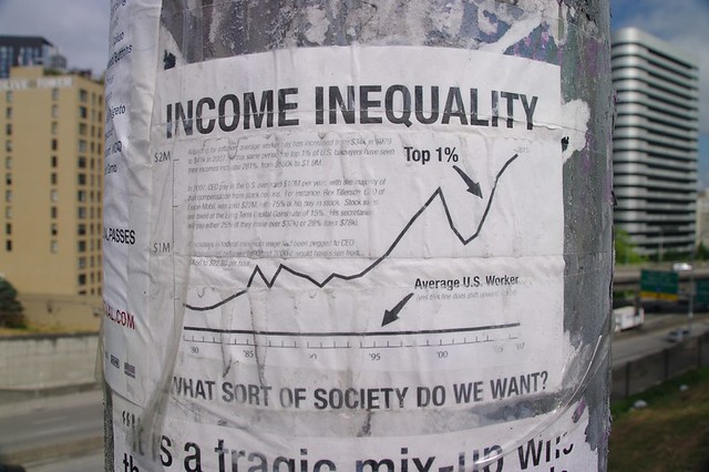 Income Inequality from Flickr via Wylio