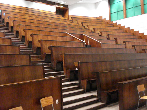 New Science Lecture Theatre at UCT