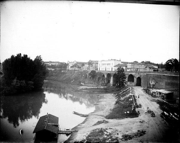 Pont sur le Tarn, Montauban
