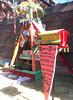 Neighbourhood Shrine by the Youth Street Art Mentorship team