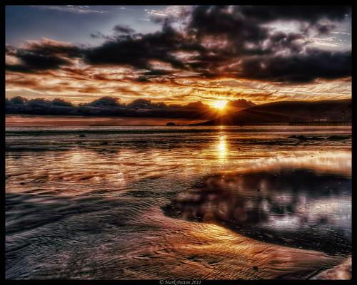 Avila Bay Sunset