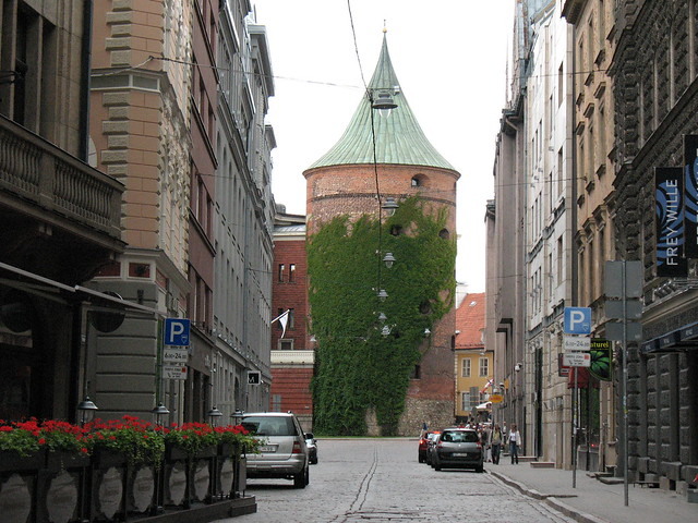 Riga - Powder tower