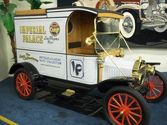 touring car(0.0), carriage(0.0), ford model t(0.0), automobile(1.0), vehicle(1.0), ford model tt(1.0), antique car(1.0), vintage car(1.0), land vehicle(1.0), motor vehicle(1.0),