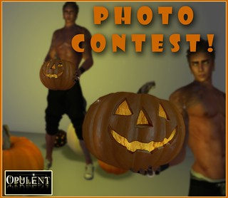 Photo Contest sponsored by Opulent Magazine (Flyer by Sixx Yangtz)