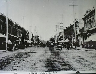 Main Street 1900, from VA Lib 3-07